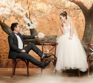 青果婚纱摄影