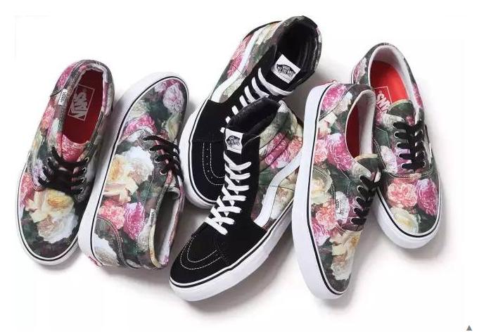 vans鞋加盟