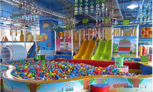 大型室内儿童乐园加盟介绍