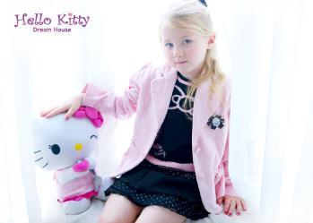 HelloKitty童装加盟品牌