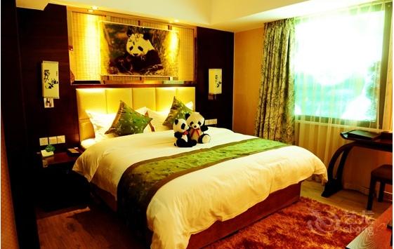 熊猫王子主题酒店加盟