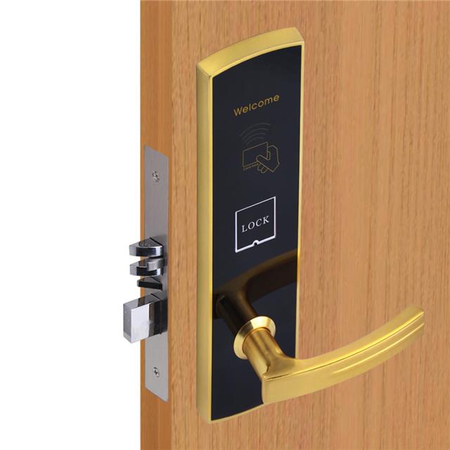 酒店智能锁,感应锁,指纹密码锁,智能系统加盟