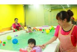 家有儿女婴幼儿水育馆
