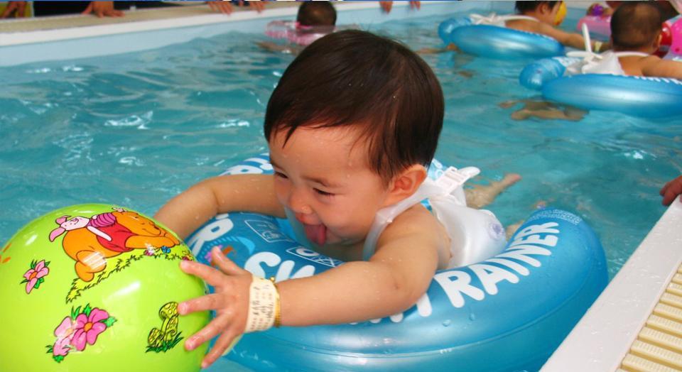 亲亲天使婴儿游泳馆加盟
