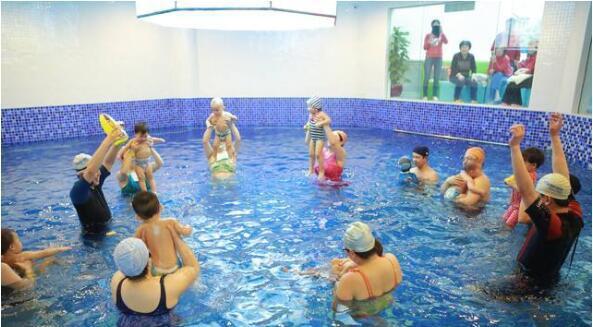 蓝旗亲子游泳加盟