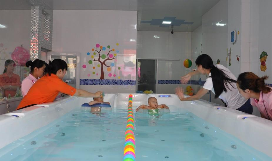强生婴儿游泳馆加盟