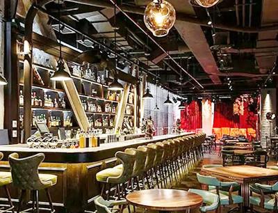 光阴故事酒吧加盟