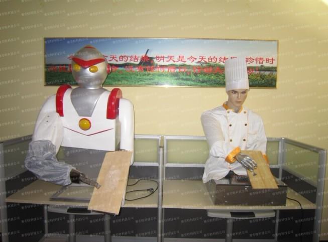 赛劳特刀削面机器人加盟