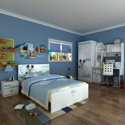 酷漫居儿童家具充满迪士尼等全球顶级动漫形象元素