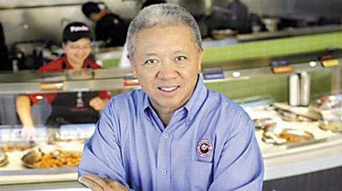 熊猫作文:快餐组图的快餐王国(夫妇)华裔红烧排骨图片