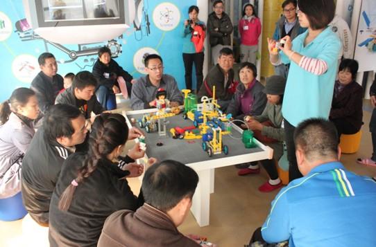 儿童教育市场的发展方向及怎样做好科学馆进行释疑解
