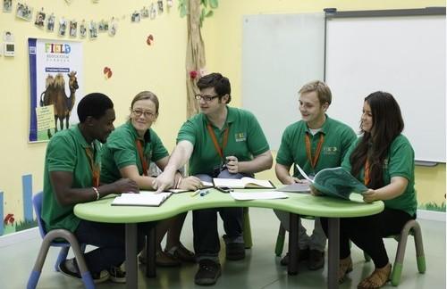 菲尔德分享:少儿英语教育发展前景诱人