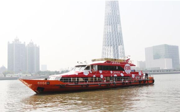 """最牛的旅游""""酒窝号""""珠江攻略出航北京宣传游轮自助游文库图片"""