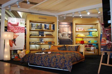 家纺加盟行业发展潜力大 高端品牌魅力不可挡