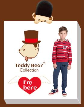 泰迪珍藏童装加盟