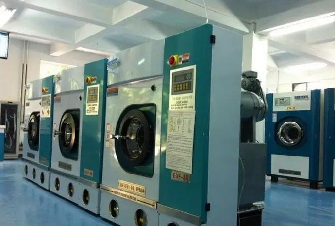 卡莱尔干洗加盟店:干洗设备的日常维护