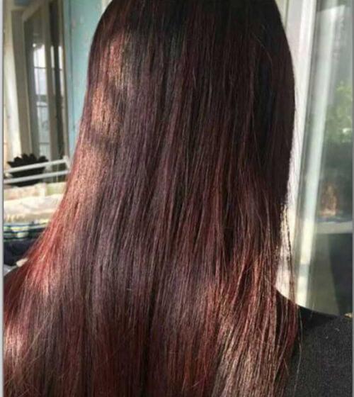 海娜粉染发粉用后的症状解决方案图片