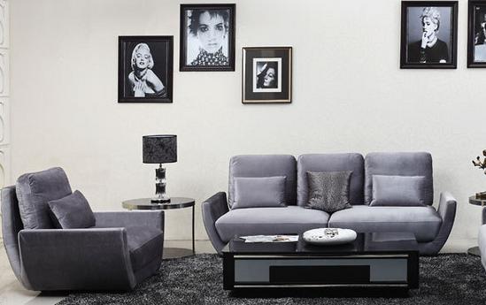 灰色沙发搭配什么颜色沙发垫