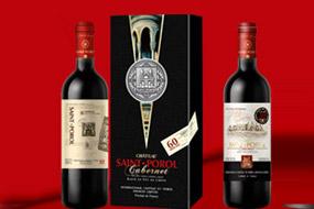 金长城葡萄酒加盟