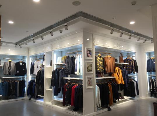 莎斯莱思Saslax时尚男装以产品和服务取胜市场