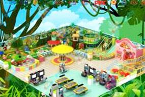 童幻天地儿童乐园加盟