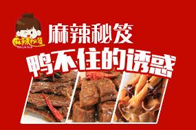 麻辣秘笈小吃加盟12.27