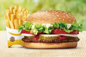 汉堡王西餐加盟