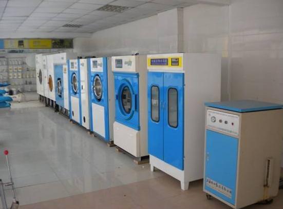 投资干洗设备加盟店,选好项目成功开店