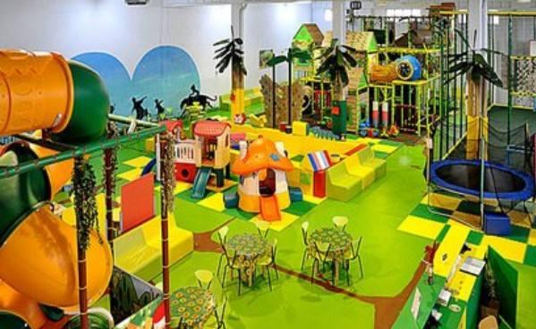 儿童乐园加盟店投资前景被看好