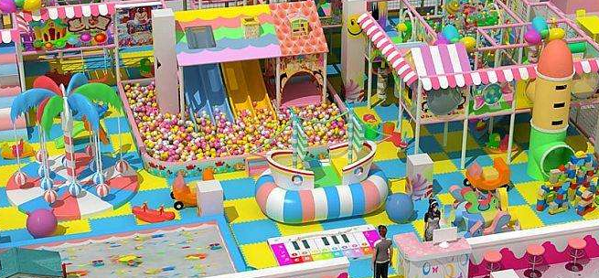 开儿童乐园加盟店成功经验分享