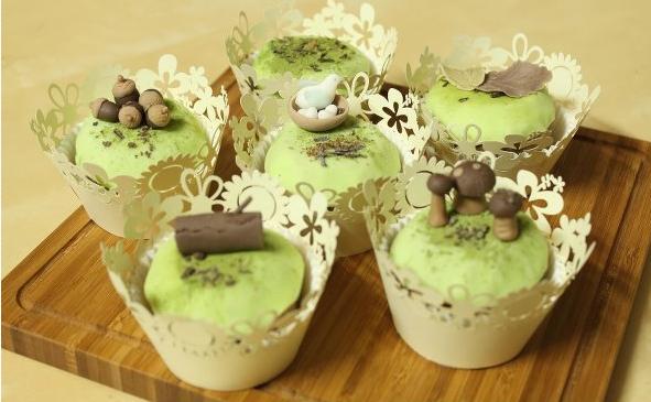 甜品加盟|纸杯蛋糕ATM,与时俱进,不断创新!