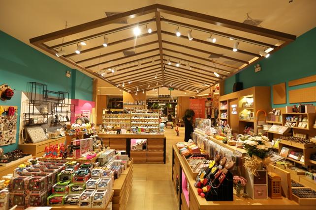 旋木时光精品店汇聚别具一格的创意产品
