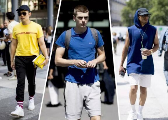 夏日必备!莎斯莱斯男装这些充满色彩感的衣服,赶紧收藏吧!