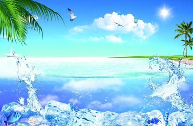 盛夏家居也要避暑,炎炎夏日变清新加盟