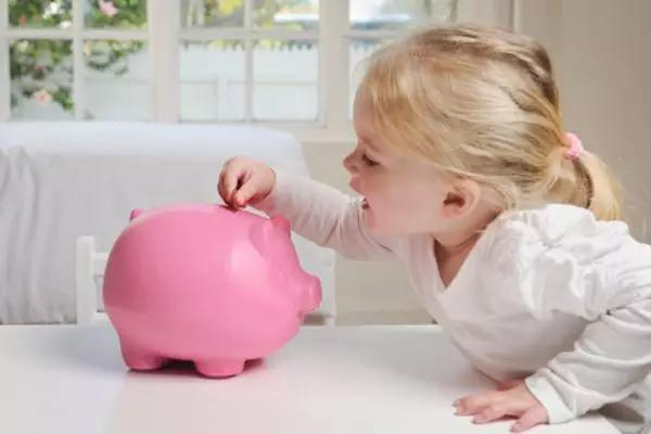 有远见的家长都教孩子理财消费