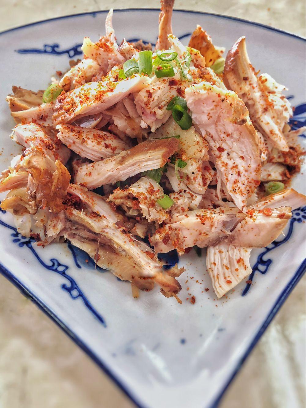 秘制馋味鸡肉质细腻