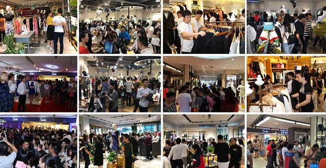 创造实体零售奇迹,Saslax莎斯莱思只是更懂中国消费者的心加盟