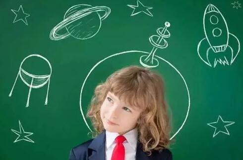 6个方法保护孩子的想象力!