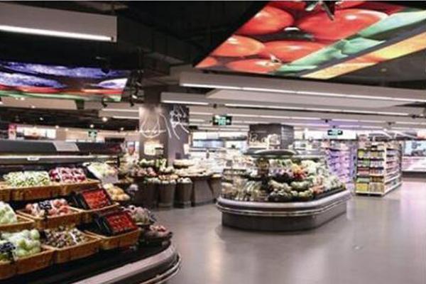 2019中国超市排行_警告 小程序对传统行业带来巨大影响